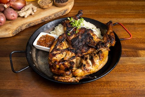 SHOUKUYA CANCANCAN WHOLE CHICKEN W/